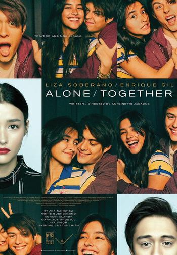 Alone/Together Poster
