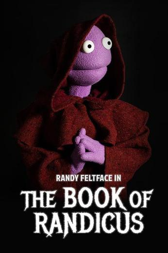 The Book of Randicus Poster