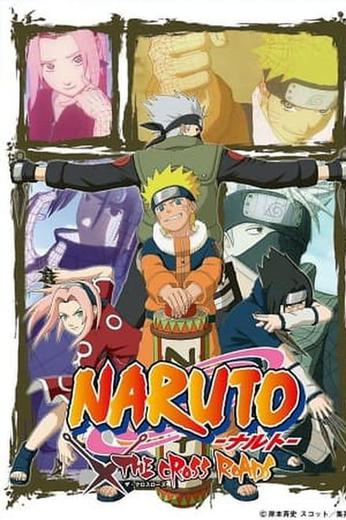 Naruto The Cross Roads Where To Watch Full Movie Online 24reel Us
