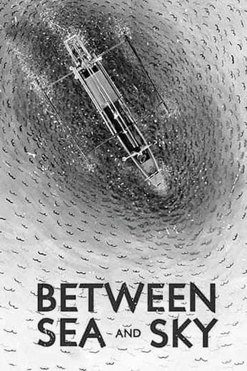 Between Sea And Sky Poster