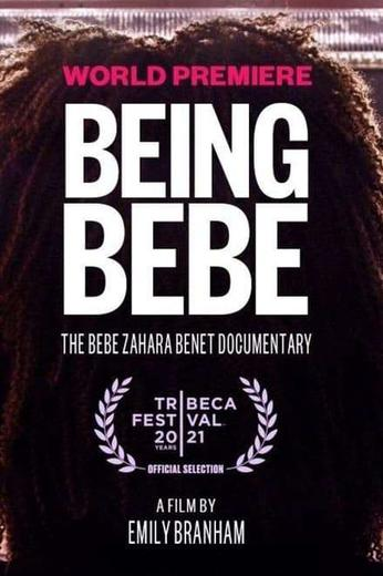 Being BeBe Poster