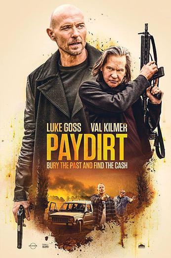 Pay Dirt Poster