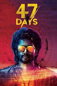 47 Days Poster