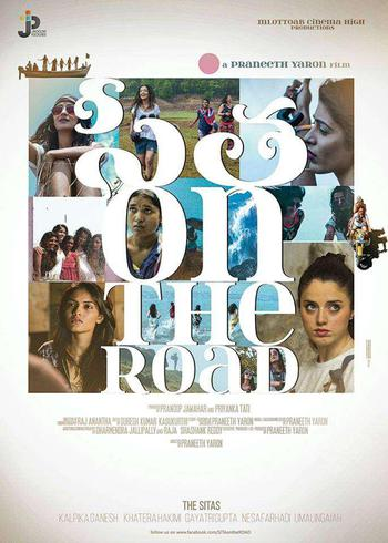 Sita On The Road Poster