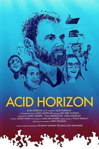 Acid Horizon Poster