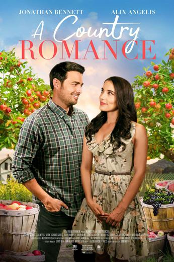 A Country Romance Poster