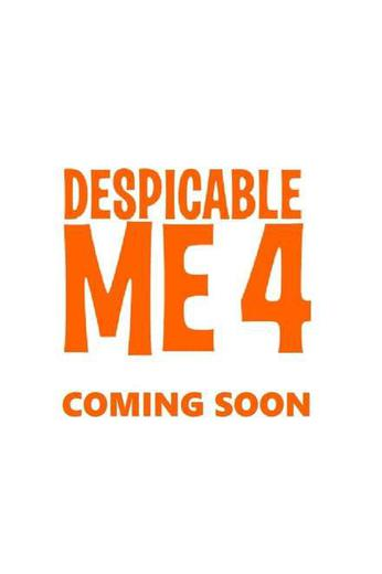 Despicable Me 4 Poster