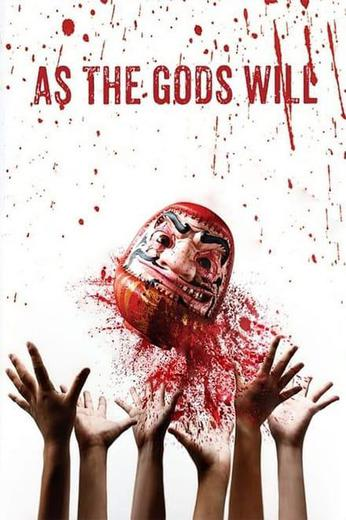 As the Gods Will Poster