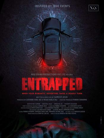 Entrapped Poster