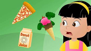 Do You Like Broccoli Ice Cream? & More Kids Songs - Super Simple Songs Poster