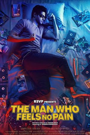 The Man Who Feels No Pain Poster