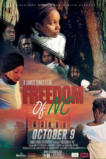 Freedom of NC Poster