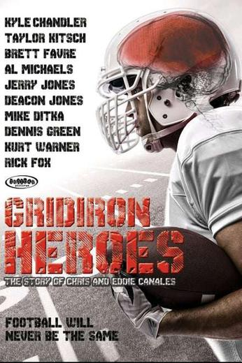 The Hill Chris Climbed: The Gridiron Heroes Story Poster