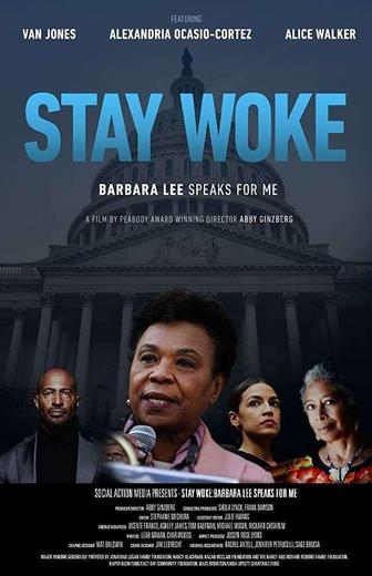 Truth to Power: Barbara Lee Speaks for Me Poster
