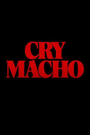 Cry Macho Poster