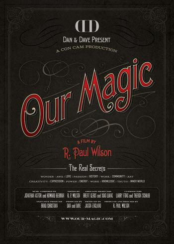 Our Magic Poster