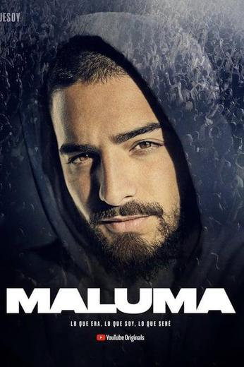Maluma: What I Was, What I Am, What I Will Be Poster