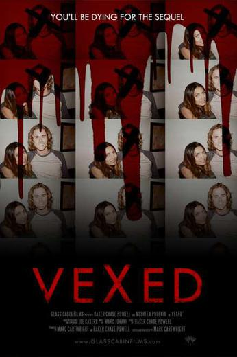 Vexed Poster