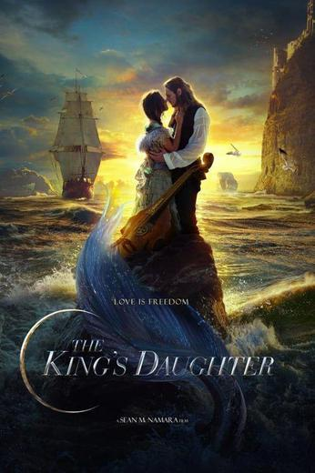 The King's Daughter Poster