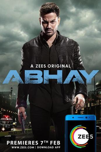 Abhay Poster