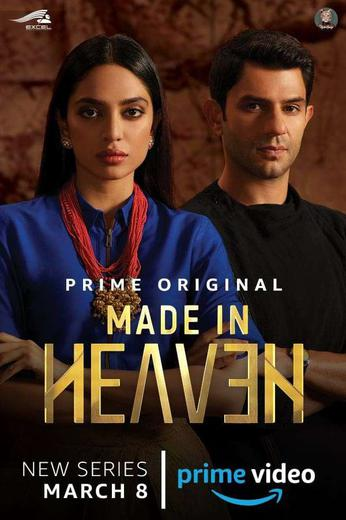 Made in Heaven Poster