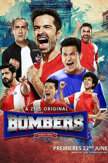 Bombers Poster