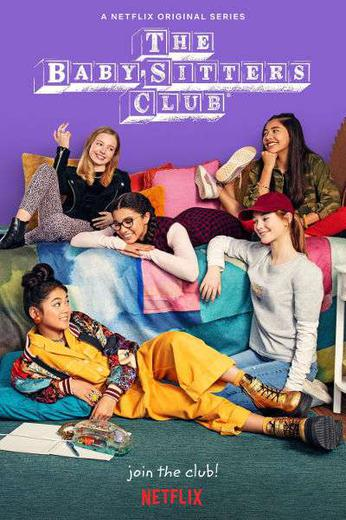 The Baby-Sitters Club Poster