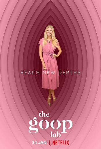 The Goop Lab With Gwyneth Paltrow Poster