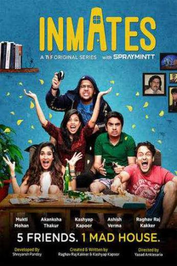 TVF Inmates Poster