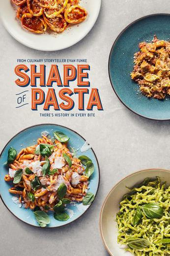 The Shape of Pasta Poster